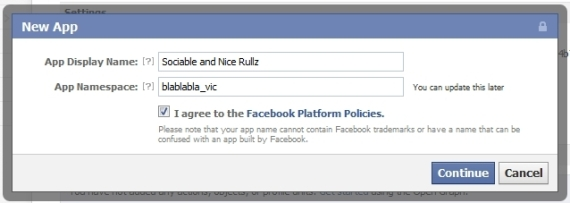 Enable Facebook Timeline 3