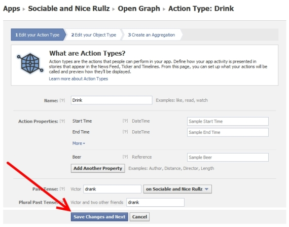 Save Facebook Timeline Application