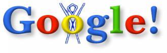 googleburn - fist google doodle - vectorash.ro