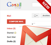 GMAIL New Look - Vectorash