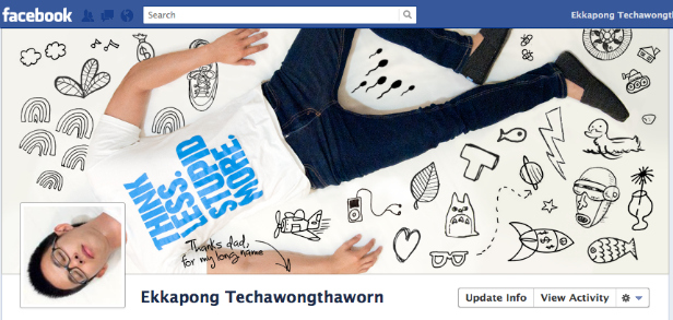 Facebook Timeline Cover Photo 2