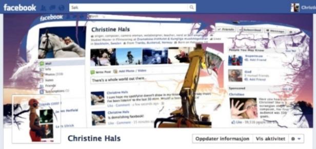 Facebook Timeline Cover Photo 3