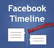 Facebook Timeline Readership